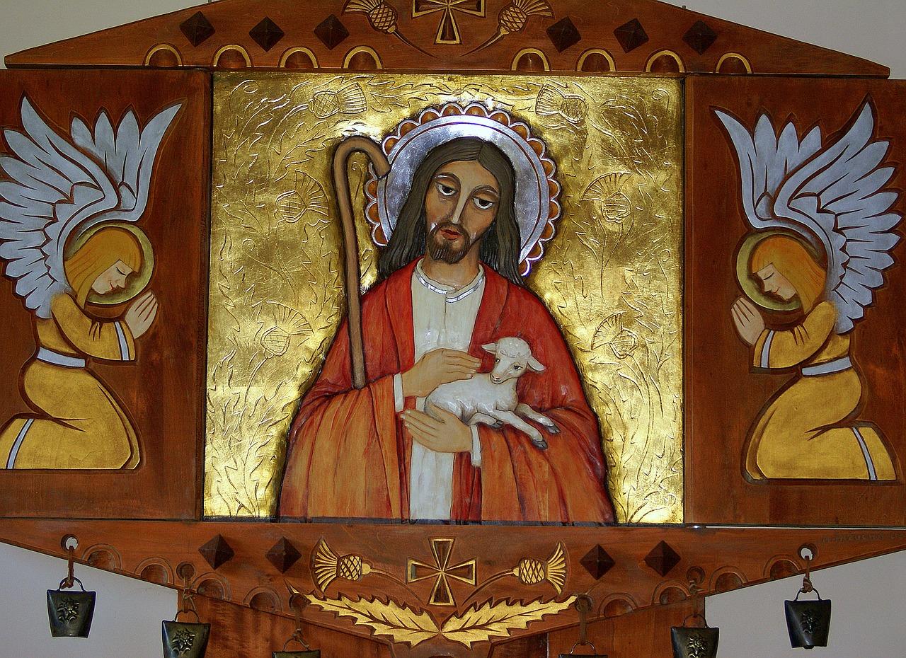 IV Niedziela Wielkanocy, 22 kwietnia 2018r. – ogłoszenia parafialne