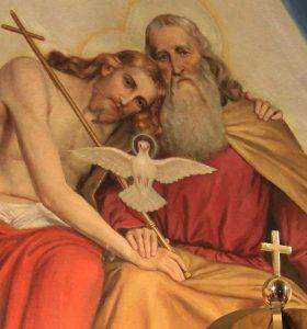 Uroczystość Trójcy Przenajświętszej