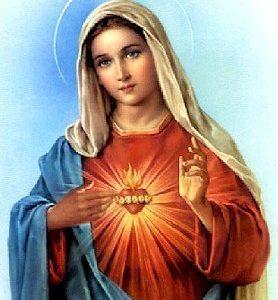 Wspomnienie Niepokalanego Serca Maryi Panny