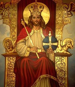 25 listopada  Uroczystość Jezusa Chrystusa Króla Wszechświata