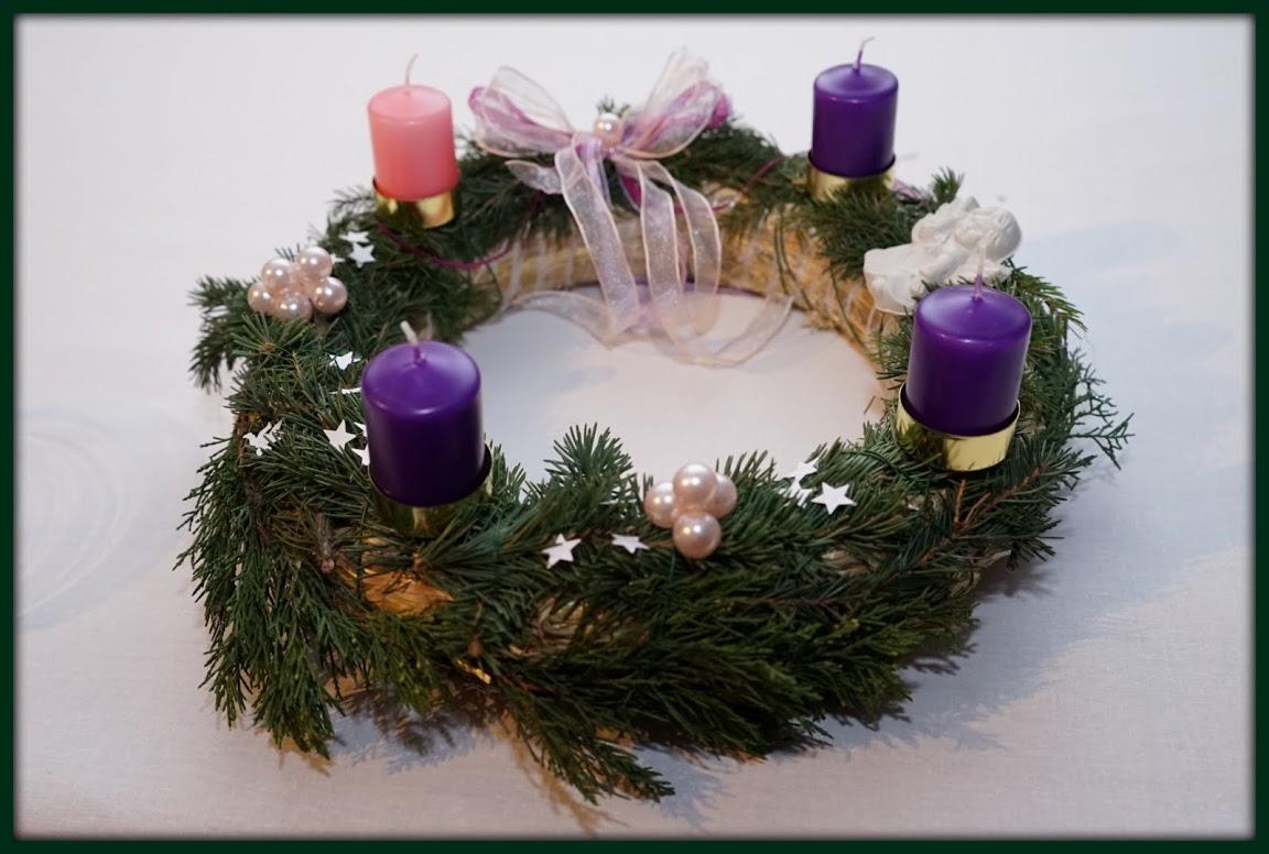 15 grudnia  III Niedziela Adwentu – Niedziela radości-Gaudete