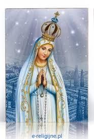 13 maja  Matki Bożej Fatimskiej, Nabożeństwo Pierwszych Sobót Miesiąca